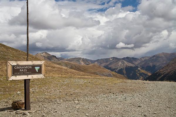 Cinnamon Pass-12,640 Feet