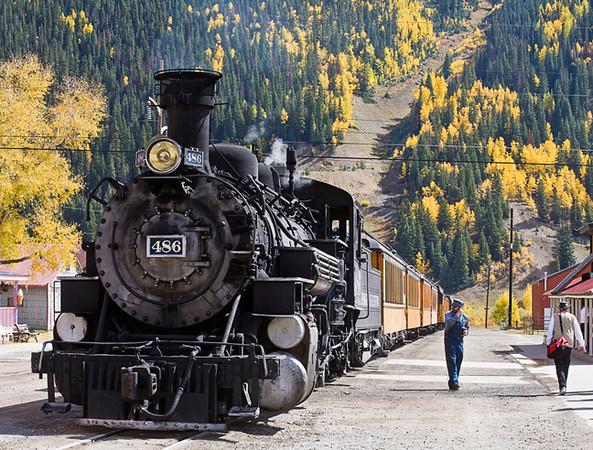 Silverton-Durango 486