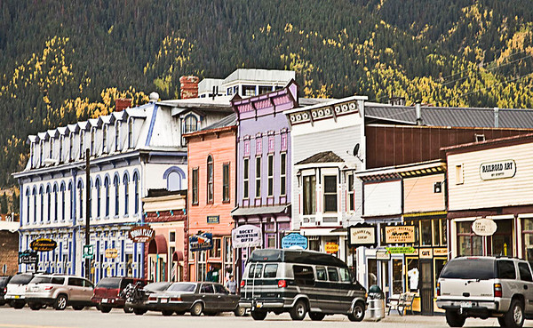 Downtown Silverton