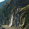 Waterfalls Spilling Onto the Road I