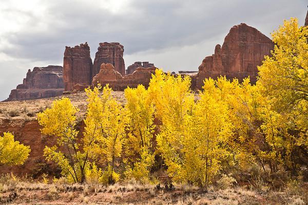 Arches Autumn