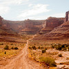 Road to Ascending Shafer Trail (Canyonlands National Park)
