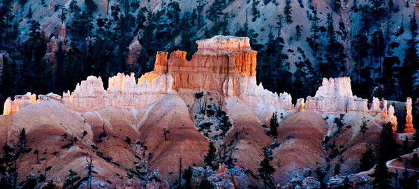 Must Be An Enchanted Palace (Bryce Canyon)