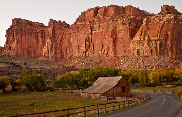 Old Mormon Homestead (Capitol Reef NP)
