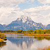 Oxbow Autumn (Oxbow Bend, Snake River)