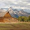 Old Mormon Barn
