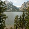 Teton Range at Jenny Lake II