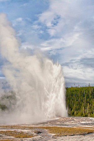 Letting Off Steam I (Old Faithful)