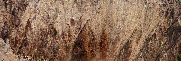 Canyon Walls Composite (2 images)