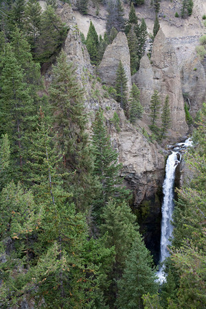 Tower Falls in Context