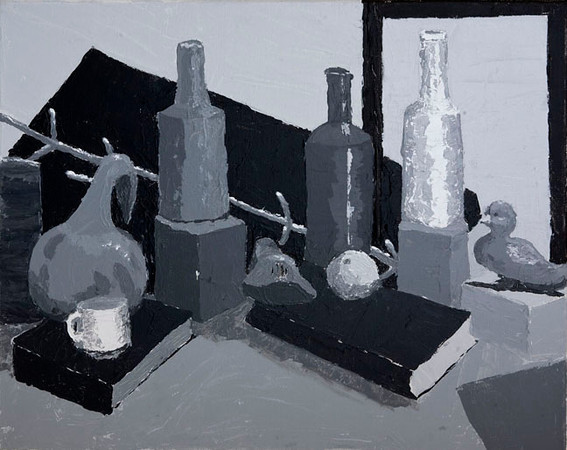 Still Life in Black & White