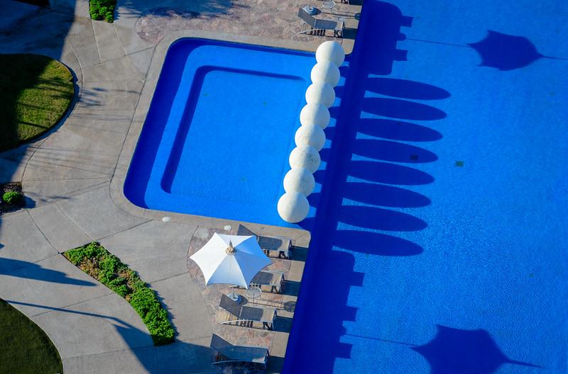 Architectural exterior photography by Tony Marinella, Puerto Penasco, Mexico