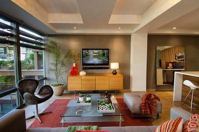 Optima Architectrual interior photography by Tony Marinella