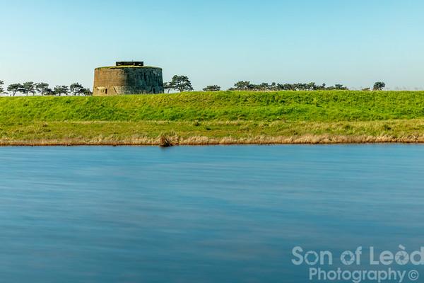 Martello Tower Y - Suffolk