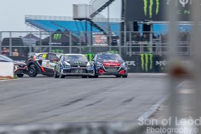 FIA World Rallycross Silverstone