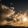 oahu, north shore, sun, rain, tropical, cloud, sky, hawaii