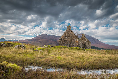 The Old Manse at Kilchrist - The Isle of Skye