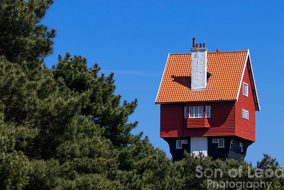 The House in the Clouds - Thorpeness Suffolk