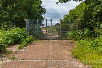 East Gate, UASF (RAF) Woodbridge - Suffolk