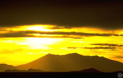 San Franciso Peaks, Flagstaff, Arizona, photography by Tony Marinella