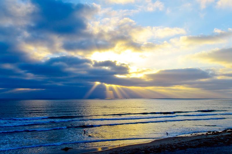 Mission Beach  California, photograpny by Tony Marinella
