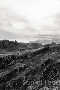 The Quiraing - The Isle of Skye