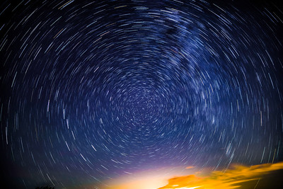 Rampart Star Trails