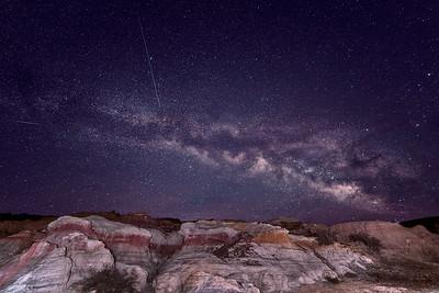 Milky Way Paint Mines, Co