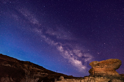 Milky Way Paint Mines, Colorado