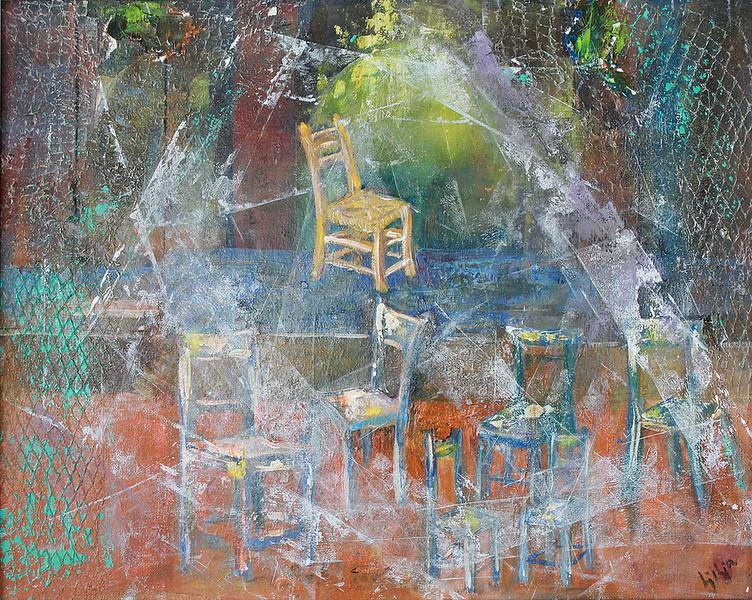 Van Gogh's Chair
