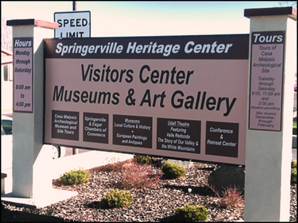 Springerville Heritage Center and Museum