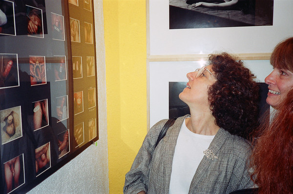 14th Annual Rated X Group Exhibition Reception at Neikrug Photographica Ltd., NYC, 1989 - 22 of 37