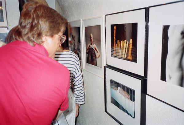 14th Annual Rated X Group Exhibition Reception at Neikrug Photographica Ltd., NYC, 1989 - 16 of 37