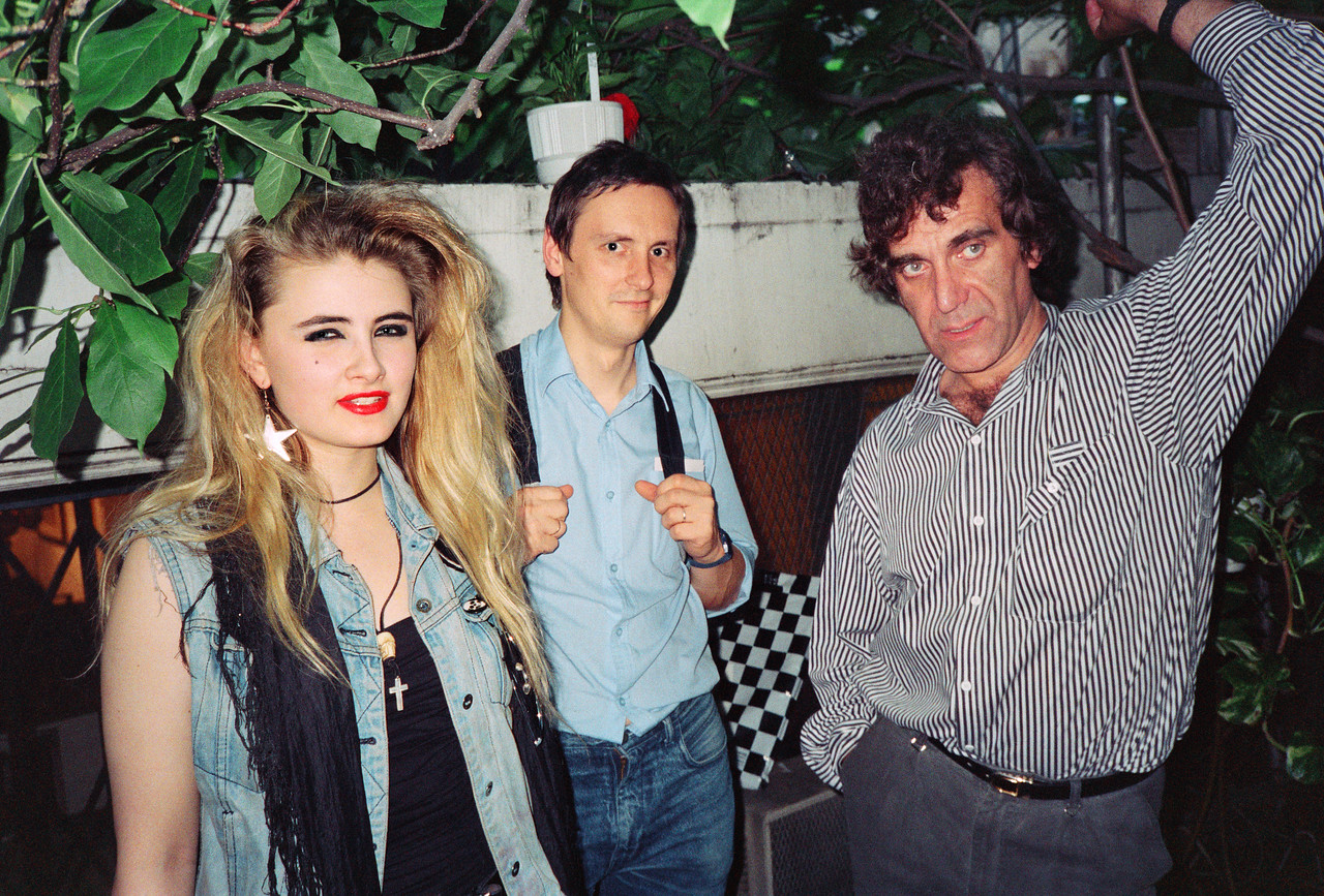 14th Annual Rated X Group Exhibition Reception at Neikrug Photographica Ltd., NYC, 1989 - 4 of 37