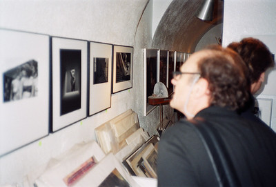 14th Annual Rated X Group Exhibition Reception at Neikrug Photographica Ltd., NYC, 1989 - 3 of 37