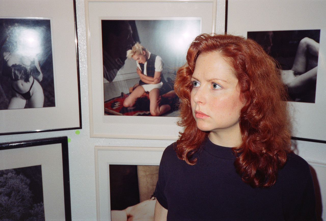 14th Annual Rated X Group Exhibition Reception at Neikrug Photographica Ltd., NYC, 1989 - 26 of 37