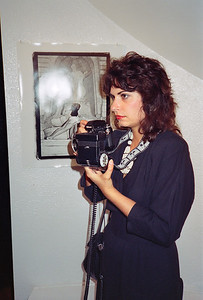 14th Annual Rated X Group Exhibition Reception at Neikrug Photographica Ltd., NYC, 1989 - 13 of 37
