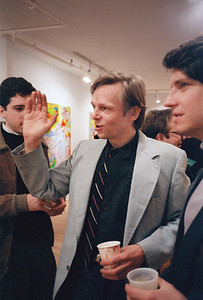 Family Life: The Postwar Years, Cockrill/Judge Hughes Opening at Semaphore, NYC, 1986 - 8 of 37