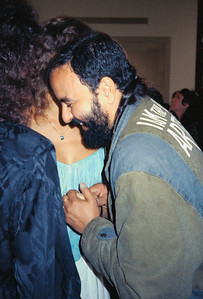 René Moncada's Vent Elation Opening at the MoMA, NYC, 1988 - 4 of 8