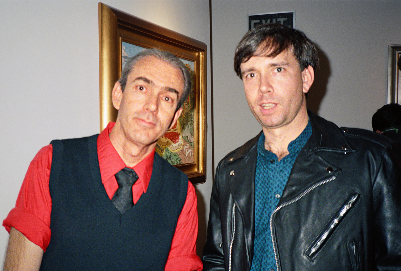 Robert Williams: A One Man Exhibition Reception at Tamara Bane Gallery, Los Angeles, 1990 - 7 of 10
