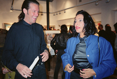 Robert Williams: A One Man Exhibition Reception at Tamara Bane Gallery, Los Angeles, 1990 - 9 of 10