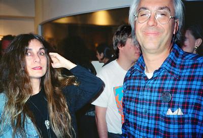 Robert Williams: A One Man Exhibition Reception at Tamara Bane Gallery, Los Angeles, 1990 - 3 of 10