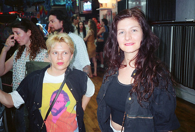 Tattoo Flash Exhibition Reception-Hoedown at Psychedelic Solution, NYC, 1991 - 25 of 25
