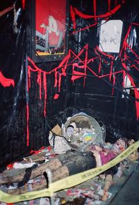 Tortures of Christian Martyrs Opening at La Luz de Jesus, Los Angeles, 1990 - 1 of 24