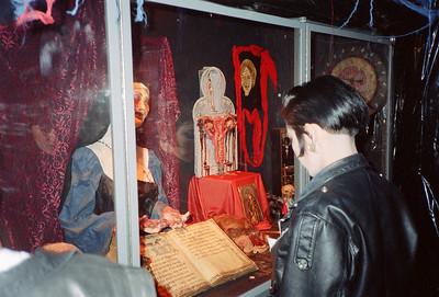 Tortures of Christian Martyrs Opening at La Luz de Jesus, Los Angeles, 1990 - 6 of 24