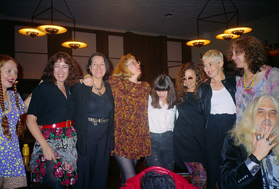 Twisted Sisters Opening at La Luz de Jesus & Canter's, Los Angeles, 1991 - 19 of 24