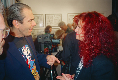 Twisted Sisters Opening at La Luz de Jesus & Canter's, Los Angeles, 1991 - 2 of 24