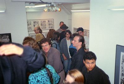 Zap Comix #12 Celebration at Psychedelic Solution, NYC, 1989 - 4 of 18