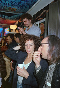 Zap Comix #12 Celebration at Psychedelic Solution, NYC, 1989 - 7 of 18