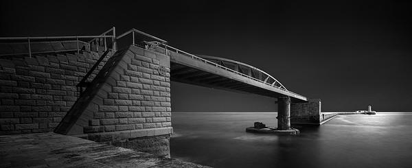 The bridge to nowhere....